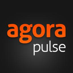 Agorapulse logo icon