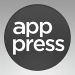 App Press logo icon