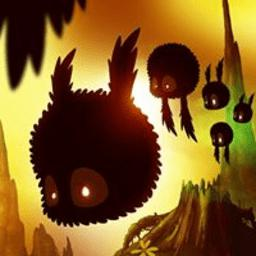 Badland logo icon