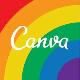 Canva logo icon