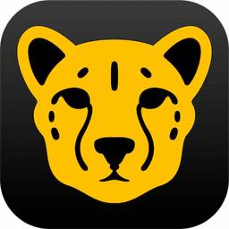 Cheetah 3d logo icon