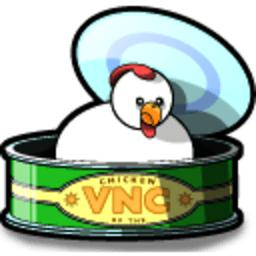 Chicken of the VNC logo icon