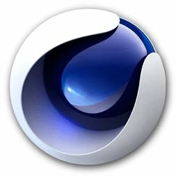 Cinema 4D logo icon