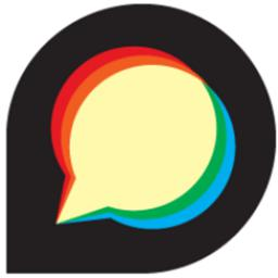 Discourse logo icon