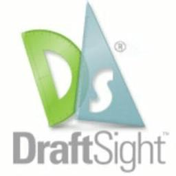 DraftSight logo icon