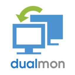 dualmon logo icon