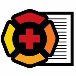 Emergency Reporting logo icon