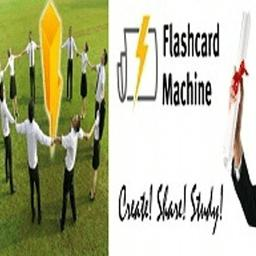 Flashcard Machine logo icon