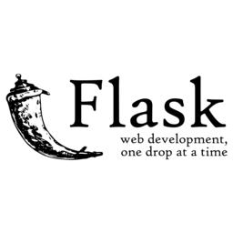 Flask logo icon