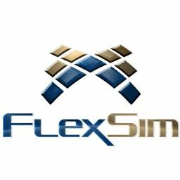 FlexSim logo icon