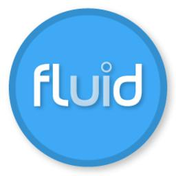 Fluid UI logo icon