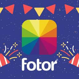 Fotor Photo Editor logo icon