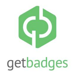 GetBadges logo icon