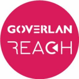 Goverlan Reach logo icon