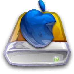 MacDrive logo icon