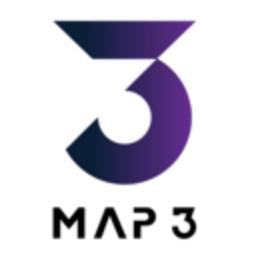 Map3 logo icon