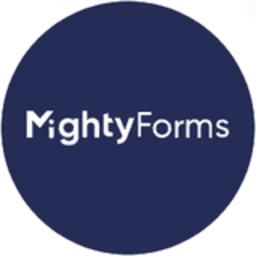 MightyForms logo icon