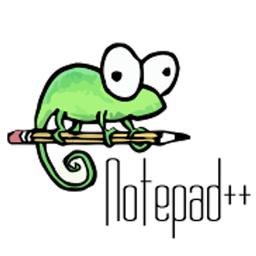 Notepad++ logo icon