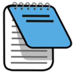 Notepad2 logo icon