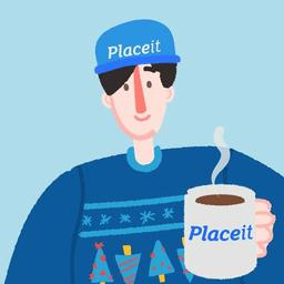 Placeit logo icon
