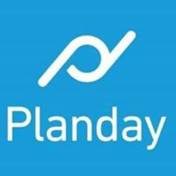 Planday logo icon