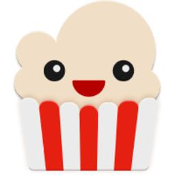 Popcorn Time logo icon