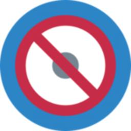 Poper Blocker logo icon