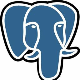 PostgreSQL logo icon