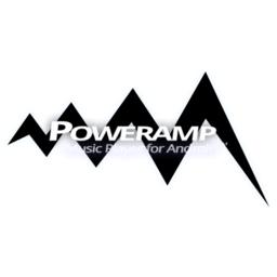 Poweramp logo icon