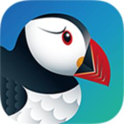 Puffin Web Browser logo icon