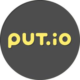 Put.io logo icon