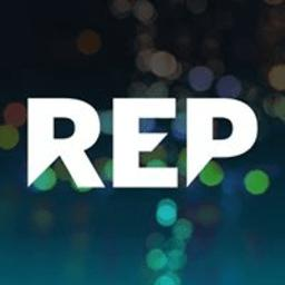 Rep logo icon