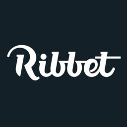 Ribbet logo icon