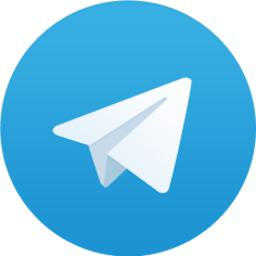 Telegram Messenger logo icon