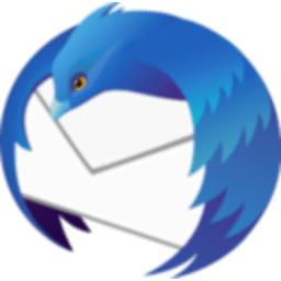 Thunderbird logo icon