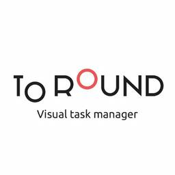 To Round logo icon