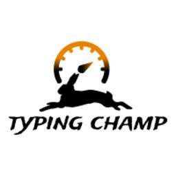 typingchamp logo icon