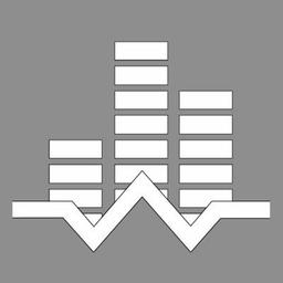 White Noise logo icon