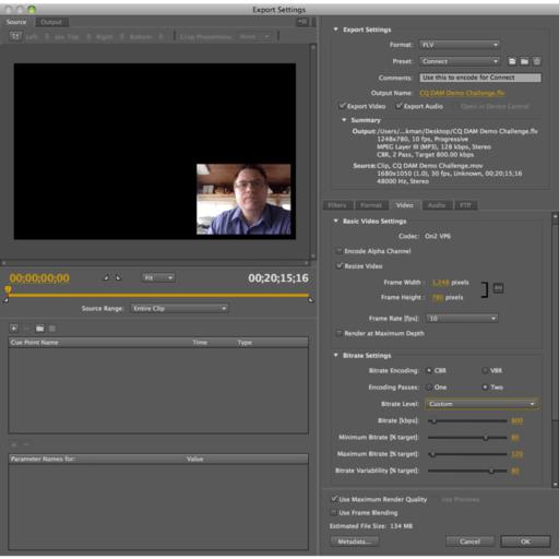 Adobe Connect screenshot 7