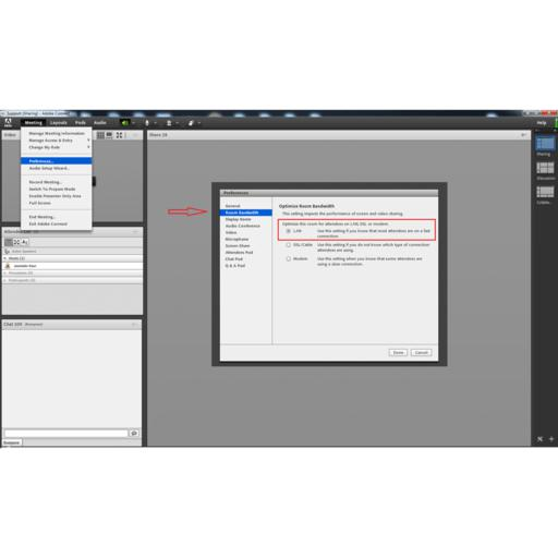 Adobe Connect screenshot 9